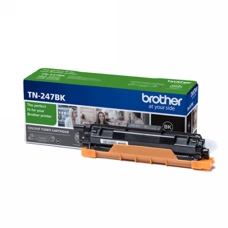 Comprar cartucho de toner TN247BK de Brother online.