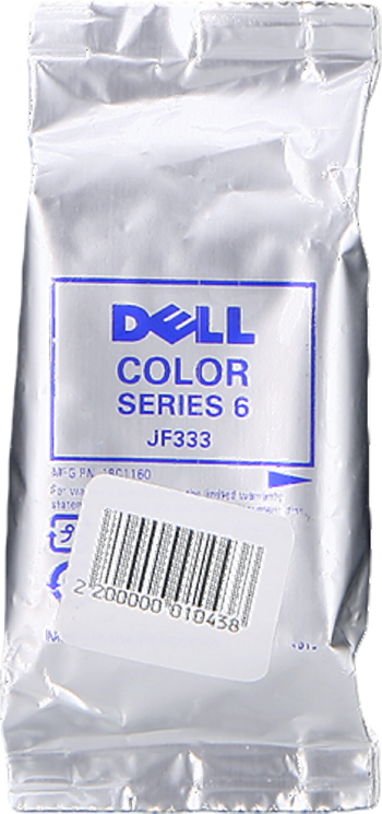 CARTUCHO DE TINTA COLOR DELL JF333