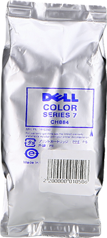 CARTUCHO DE TINTA COLOR ALTA DELL CH884