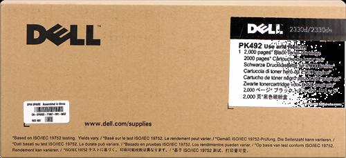 Comprar cartucho de toner 59310337 de Dell online.
