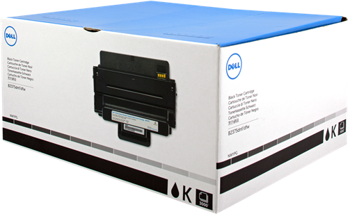 Comprar cartucho de toner 593BBBI de Dell online.