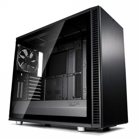Comprar  FD-CA-DEF-S2-BKO-TGL de Fractal Design online.