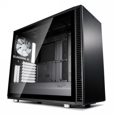 Comprar  FD-CA-DEF-S2-BK-TGL de Fractal Design online.