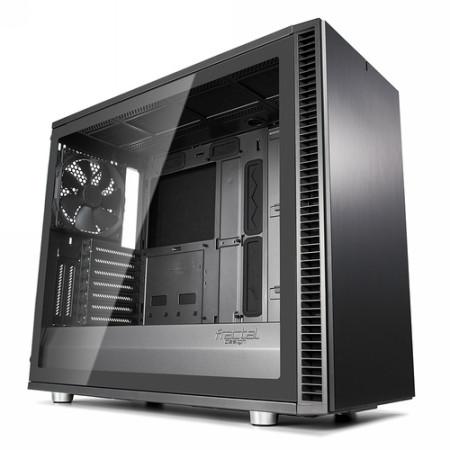 Comprar  FD-CA-DEF-S2-GY-TGL de Fractal Design online.