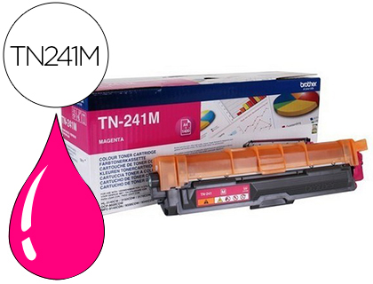 Comprar cartucho de toner TN241M de Brother online.