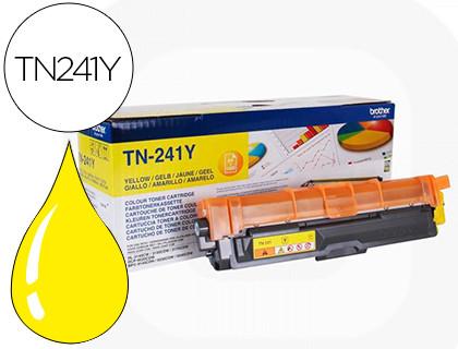 Cartucho de tóner Amarillo TN-241Y