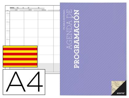 Agendas de programacion ADDITIO AGENDA DE PROGRAMACION ADDITIO A4 PLAN MENSUAL Y PROGRAMACION SEMANAL DEL CURSO EN CATALAN P201