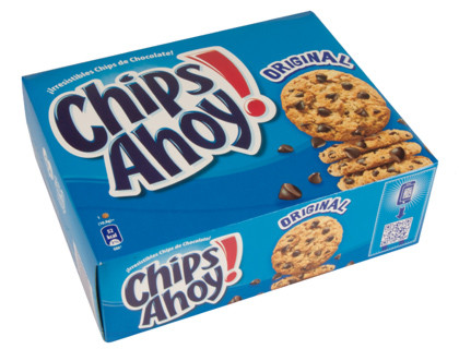 GALLETA CHIPS AHOY PAQUETE DE 300 G