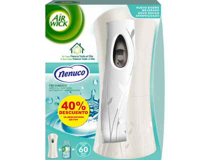 AMBIENTADOR SPRAY AUTOMATICO AIR WICK FRESHMATIC INCLUYE RECAMBIO