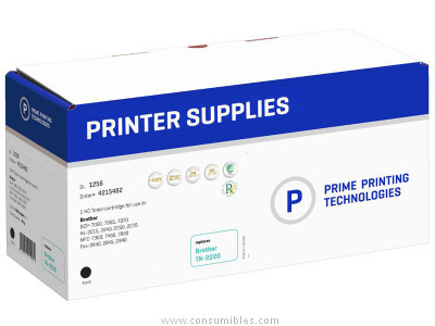 PELIKAN TONER LASER NEGRO BROTHER TN-2220 COMPATIBLE