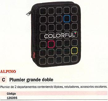 ALPINO PLUMIER GRANDE DOBLE 2 DEPARTAMENTOS UA000110
