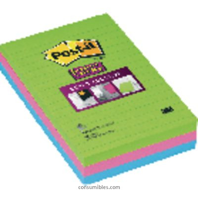 Comprar Post-it Super Sticky 615351 de Post-It online.