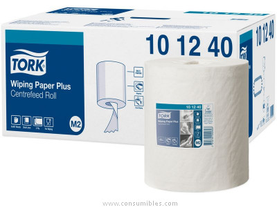 TORK TOALLAS SECAMANOS CAJA 6 UD 239X360X227 INDICADOR DE CONSUMO 101240