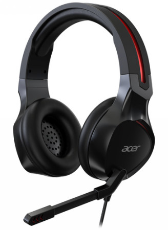 AURICULARES ACER NITRO GAMING HEADSET AHW820 (NP.HDS1A.008)