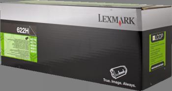 Comprar cartucho de toner 62D2H00 de Lexmark online.