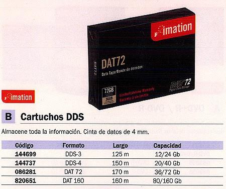 IMATION CARTUCHO LTO 3 400 - 800 GB REFERENCIA 22-17532-9
