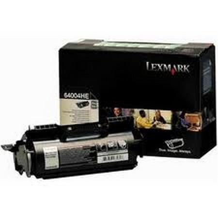 Comprar cartucho de toner 64004HE de Lexmark online.