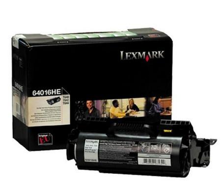 Comprar cartucho de toner 64016HE de Lexmark online.
