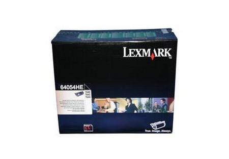 Comprar cartucho de toner 64054HE de Lexmark online.
