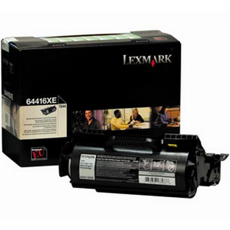 Comprar cartucho de toner 64416XE de Lexmark online.
