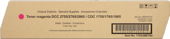 Comprar cartucho de toner Z655510014 de Compatible online.