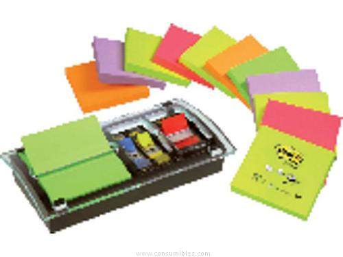 Comprar Indices adhesivos 663141 de Post-It online.