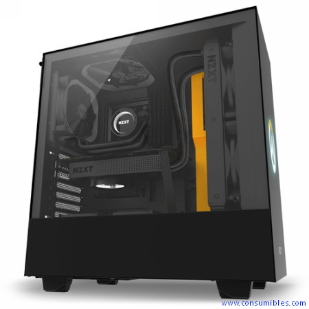 Comprar  CA-H500B-OW de NZXT online.