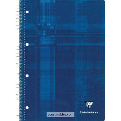 Comprar Cuadernos con espiral microperforados 684670(1/5) de Clairefontaine online.