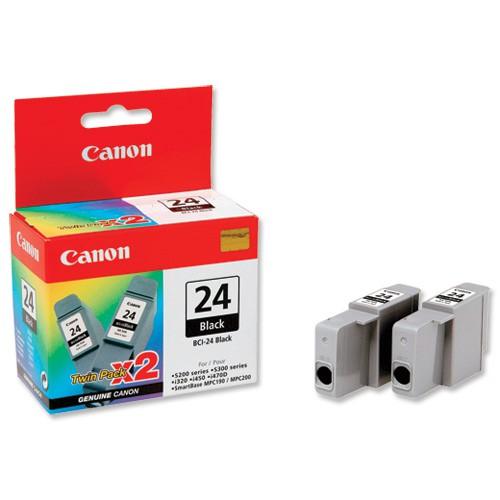 Comprar Pack 2 cartuchos de tinta 6881A009 de Canon online.