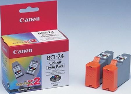 Comprar Pack 2 cartuchos de tinta 6882A009 de Canon online.