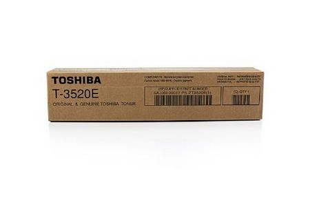 Cartucho de toner CARTUCHO DE TONER TOSHIBA 3520E