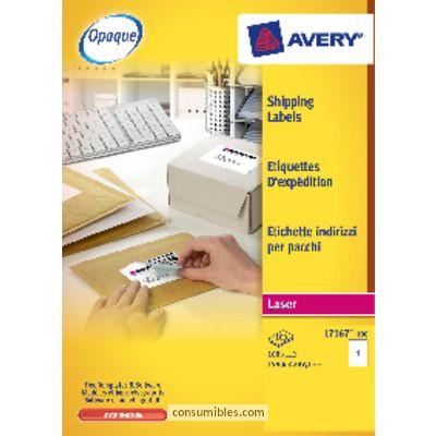 Comprar Etiquetas para impresoras inkjet 707905 de Avery online.