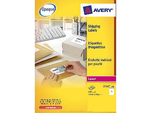 Comprar Etiquetas para impresoras inkjet 707913 de Avery online.