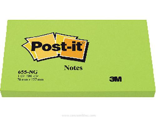 Comprar Post-it Neon 709817 de Post-It online.