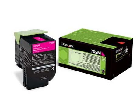 Comprar cartucho de toner 70C20M0 de Lexmark online.