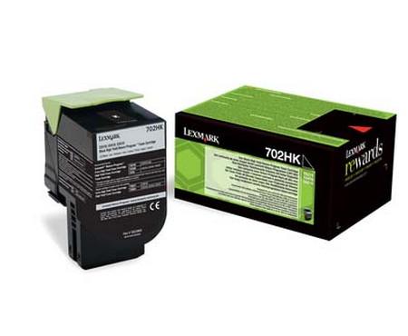 Comprar cartucho de toner 70C2HK0 de Lexmark online.