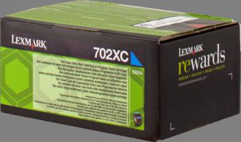 Comprar cartucho de toner 70C2XC0 de Lexmark online.