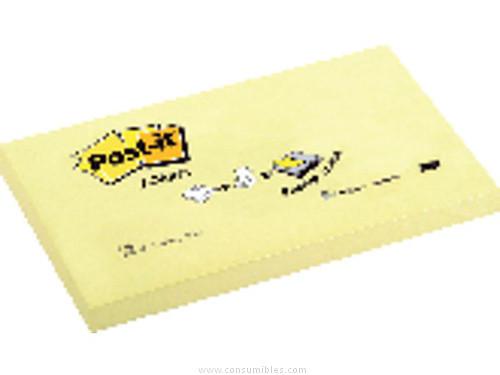 Comprar Blocs de notas reposicionables 710164 de Post-It online.