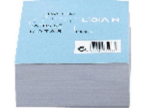 LOAN TACO NOTAS ADHESIVAS 500H BLANCO 100X100 MM T 148