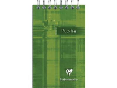 ENVASE DE 10 UNIDADES CLAIREFONTAINE BLOC NOTAS 16º CUADRICULA 4X4 SURTIDO 8552C