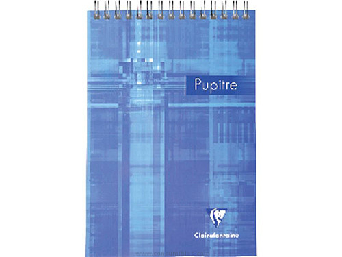 Comprar Blocks de notas espiral 712408 de Clairefontaine online.