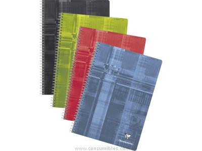 Comprar Cuadernos con espiral 713330 de Clairefontaine online.