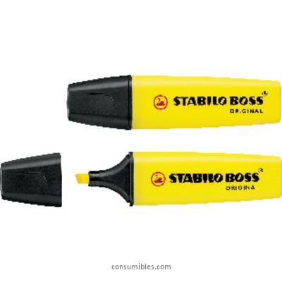 Marcadores fluorescentes ENVASE DE 10 UNIDADES STABILO MARCADOR FLUORESCENTE BOSS VIO TRAZO 2-5MM TINTA BASE AGUA VIOLETA 70/55