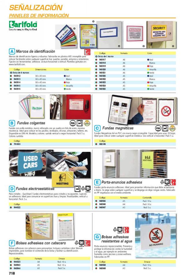 Complementos escritorio 3L PACK DE 10 BOLSAS ADHESIVAS CON CABECERO Y CARTULINAS BLANCAS PARA PERSONALIZAR FORMATO A5 15075