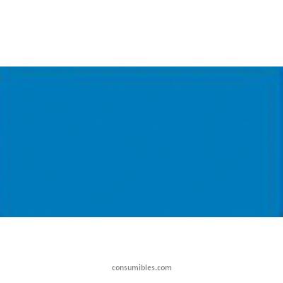 CANSON CARTULINA IRIS 25 HOJAS 50X65 CM AZUL MAR 185 GR 200040234