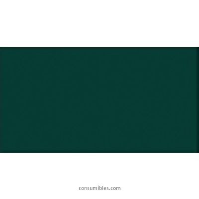 CANSON CARTULINA 25 HOJAS 50X65 CM VERDE 185 GR 200040240