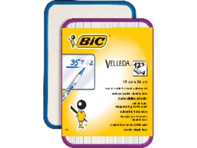BIC PIZARRA VELLEDA 26X19 MM + ROTULADORES 1199001518