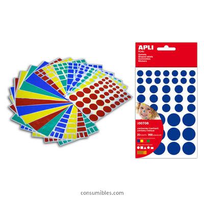 Comprar Gomets 727959(1/10) de Apli online.