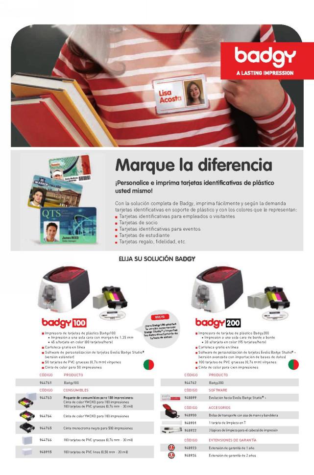 BADGY ACTUALIZACION BADGE STUDIO PULGADAS + PULGADAS (B100) BS1UPG011