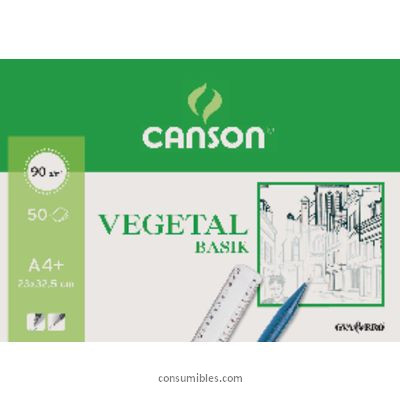 Comprar Papel vegetal 729062 de Canson online.